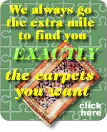 Oriental Carpet Brokers helps you find EXACTLY the Oriental carpet you are looking for