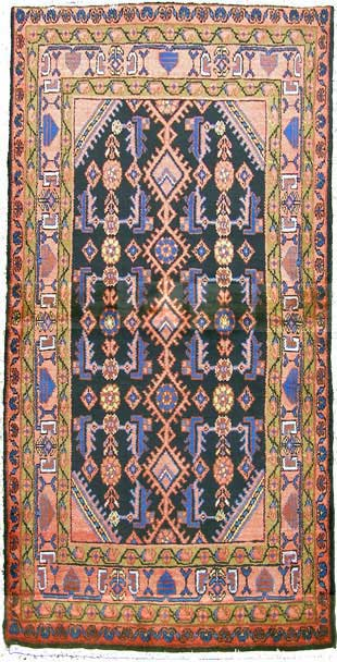 Songhor Persian Village Rug (Iran) for only £700.-