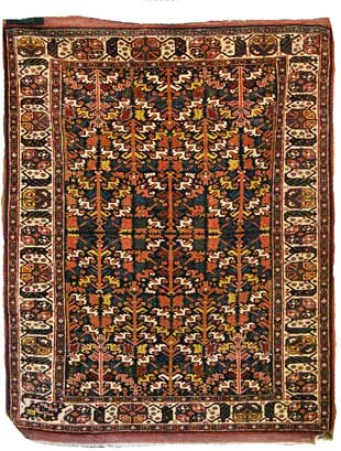 Rare Khorossan Rug for only £1200.-