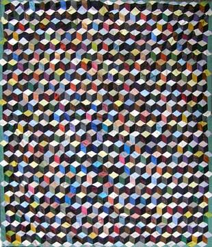 Beautiful handmade Bead Spread, England only £350.-