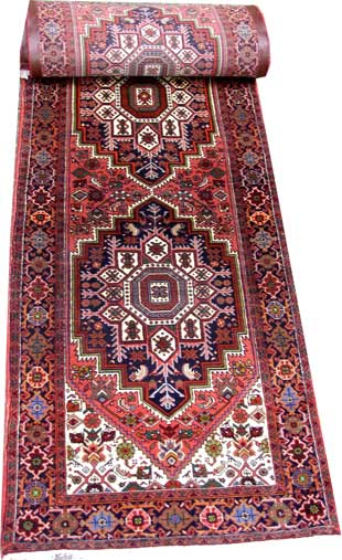 Sumptuous Goltogh Kanare Runner, for only £1465.-