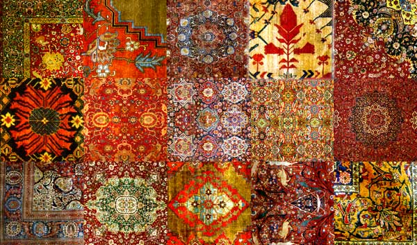 Oriental Carpet Brokers; Londons' widest Selection of hand made rugs, carpets and textilesl