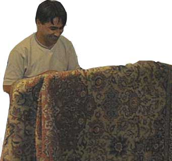Oriental Carpet Cleaning and Restoration made easy!