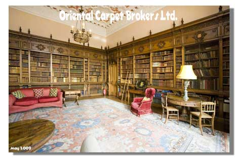 Get a real spring clean with Oriental Carpet Brokers Ltd.